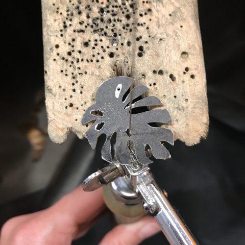 Nauka operowania brzeszczotem (pilka wlosowa)