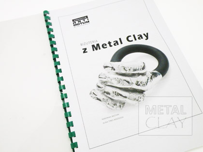 """E-skrypt """"Biżuteria z Metal Clay"""""""
