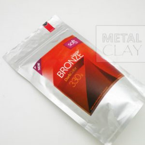 NobleClay BRONZE DarkColor 330g SOFT