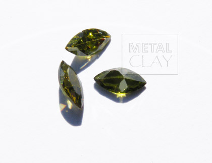 cyrkonia markiza oliwin 8x4mm