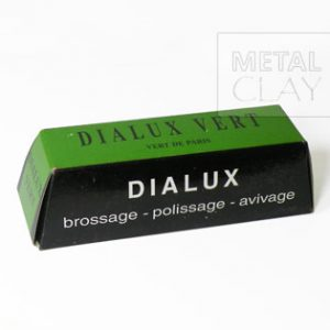 Profesjonalna pasta do polerowania Dialux (zielona)