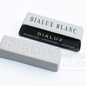 Profesjonalna pasta do polerowania Dialux (biała)