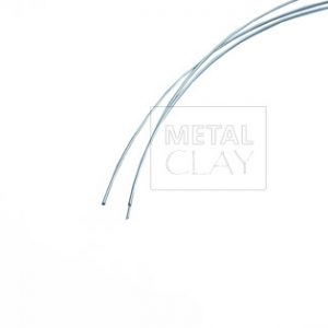 Drut srebrny 930; 1,0mm