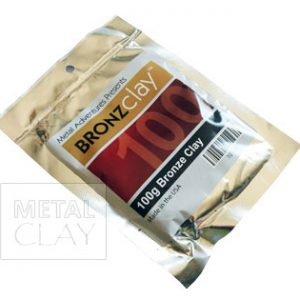 Bronz Clay blok 100g