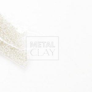 Koraliki Miyuki okrągłe transparentne 2mm