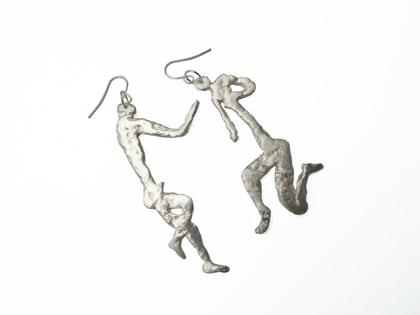"""Tutorial Art Clay - kolczyki """"Afryka"""""""