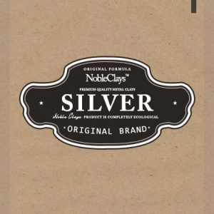 NobleClays (ECO) Silver Siringe 5g Premium