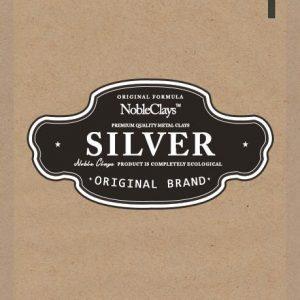 NobleClays (ECO) Silver Siringe 10g