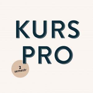 logotyp kursu pro