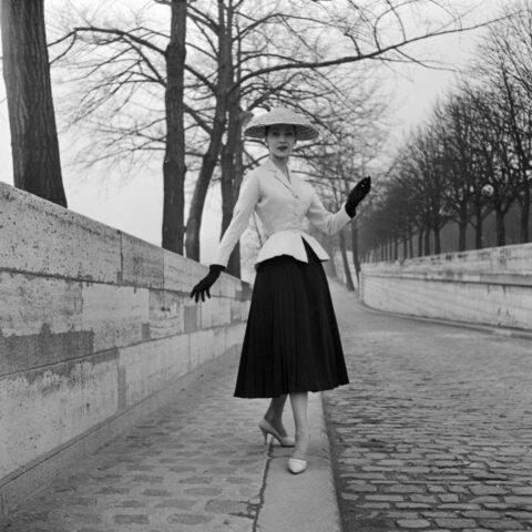 Biżuteria vintage inew look Diora