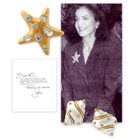 Biżuteria Vintage iikona mody Jackie Kennedy